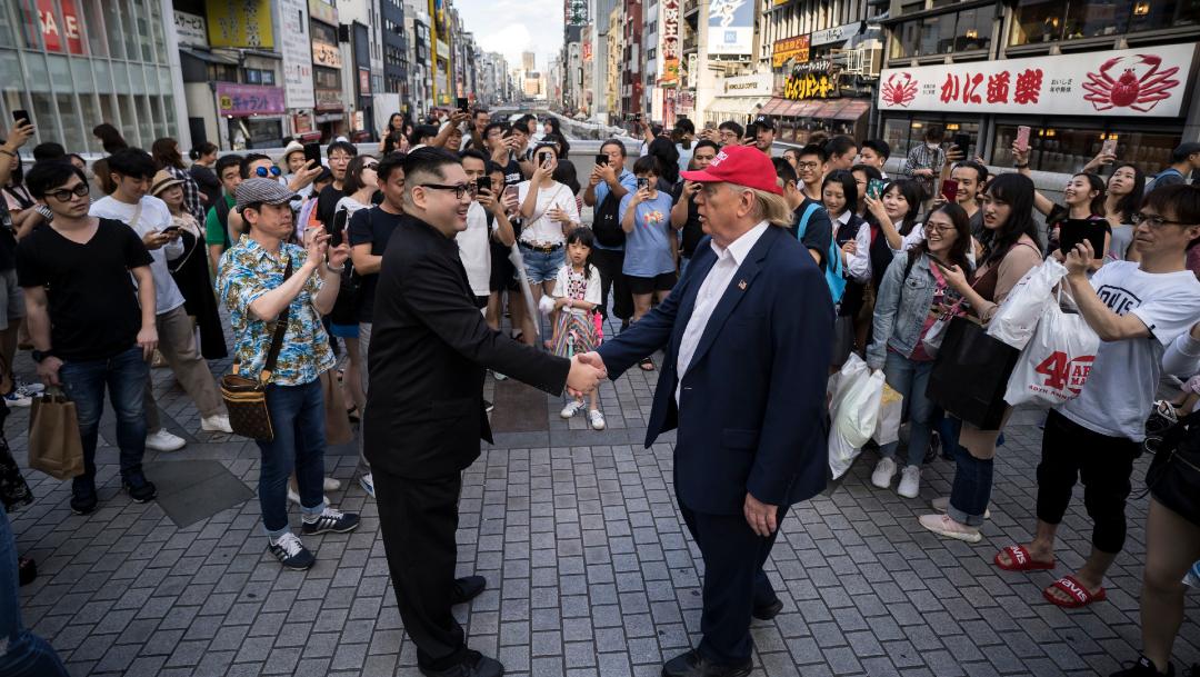 """FOTO: EUA enfrentará con éxito """"regalo"""" de Corea del Norte: Trump, el 24 de diciembre de 2019"""