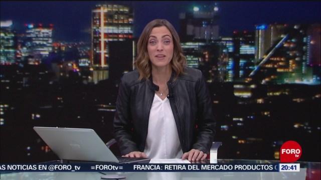 Foto: Las Noticias Ana Francisca Vega Programa Completo Forotv 10 Diciembre 2019
