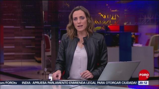 Foto: Las Noticias Ana Francisca Vega Programa Completo Forotv 11 Diciembre 2019