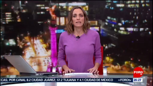Foto: Las Noticias Ana Francisca Vega Programa Completo Forotv 18 Diciembre 2019