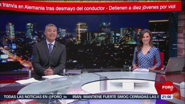 Foto: Las Noticias Ana Francisca Vega Programa Completo Forotv 23 Diciembre 2019