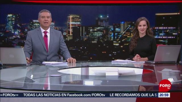 Foto: Las Noticias Danielle Dithurbide Forotv 24 Diciembre 2019