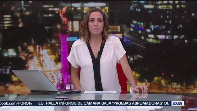 Foto: Las Noticias Ana Francisca Vega Programa Completo Forotv 3 Diciembre 2019