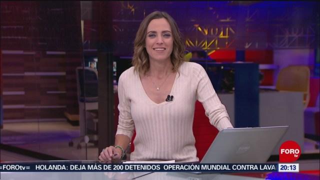 Foto: Las Noticias Ana Francisca Vega Programa Completo Forotv 4 Diciembre 2019