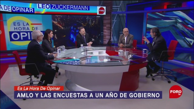 Foto: Niveles Aprobación Amlo Primer Año Gobierno 4 Diciembre 2019