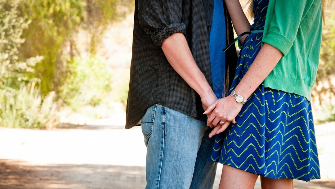 El espacio personal es el secreto para una relación exitosa