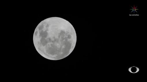 Foto: Luna Fría Marca Llegada Invierno 11 Diciembre 2019