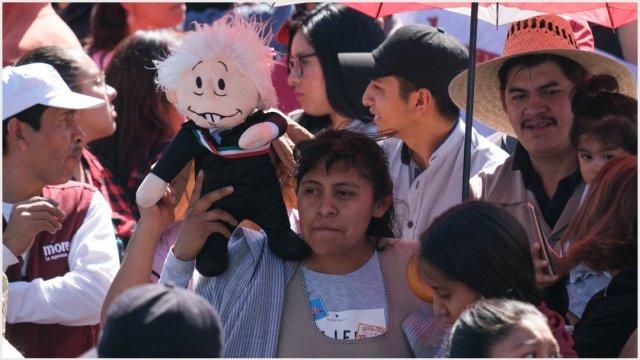 Foto: Miles marcharon en apoyo al presidente López Obrador, 1 de diciembre de 2019 (GRACIELA LÓPEZ /CUARTOSCURO.COM)
