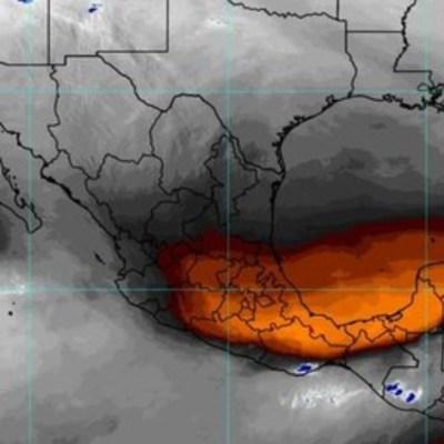 Foto: Durante esta noche y la madrugada, el Frente Frío Número 23 ingresará en el noroeste de México y generará rachas de viento, así como tolvaneras y ambiente frío con posibles heladas matutinas