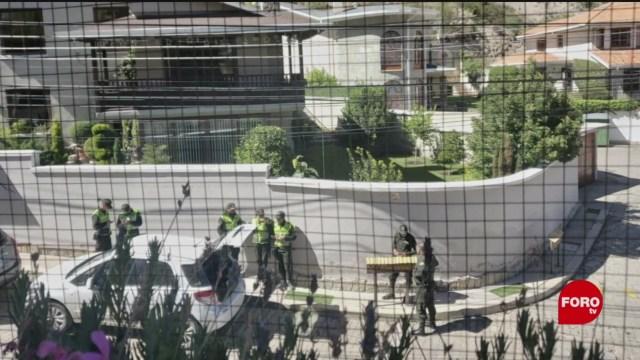 Foto: México Denuncia Hostigamiento Bolivia 24 Diciembre 2019
