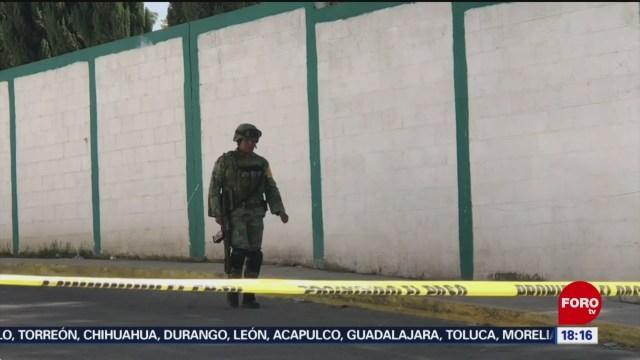 FOTO: Muere Huachicolero Intoxicado Por Fuga Gas Túnel Toma Clandestina