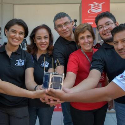 AzTechSat-1, primer nanosatélite mexicano hecho en Puebla