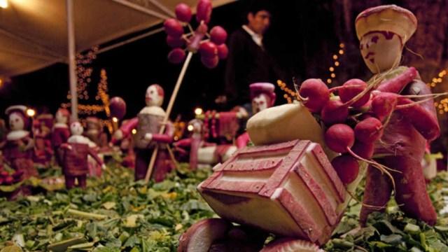 """Foto: La """"Noche de Rábanos"""" es un concurso que se lleva a cabo el día 23 de diciembre en Oaxaca, 20 diciembre 2019"""