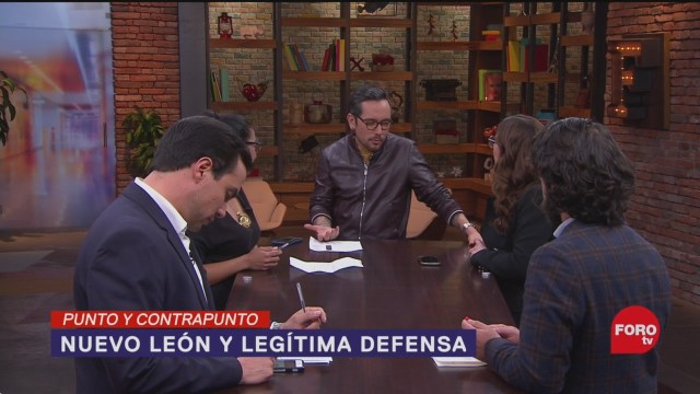 Foto: Nuevo León Amplía Derecho Legítima Defensa 19 Diciembre 2019