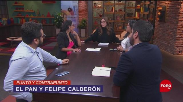 Foto: Pan Quiere Regreso Felipe Calderón Margarita Zavala 11 Diciembre 2019