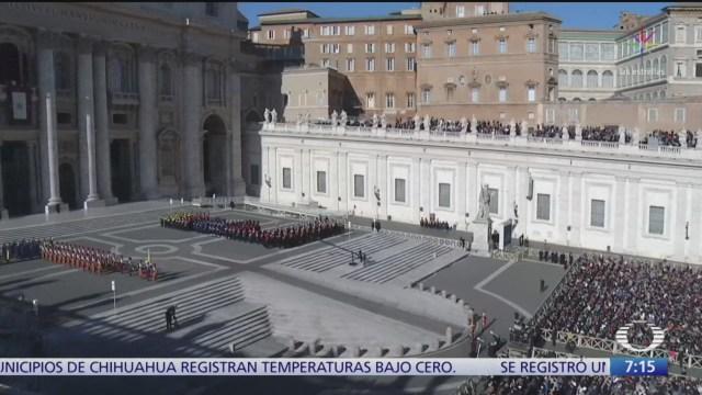 papa francisco pide por america donde se vive un conflicto social y politico