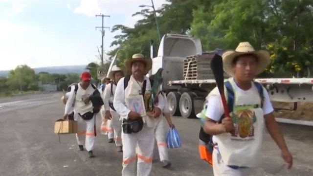 Foto: En los últimos cinco años, en en el estado los incendios forestales se han incrementado a finales de año, principalmente por las fogatas de los peregrinos