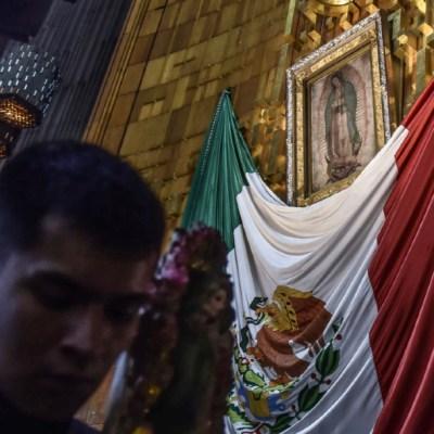 Foto: Miles de peregrinos de diferentes estados del país continúan llegando a la Basílica de Guadalupe, 12 diciembre 2019