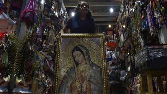 Foto: Celebración de la Virgen de Guadalupe dejará derrama de mil 200 mdp, 12 de diciembre de 2019, (MARIO JASSO /CUARTOSCURO.COM)
