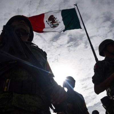 Imagen: En lo que va del año, el Ejército y la Fuerza Aérea Mexicana aplicaron el Plan DN-III-E en mil 302 ocasiones en las 32 entidades del país con 84 mil efectivos militares