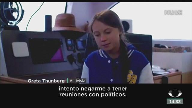 FOTO: Podrían Padres Greta Thunberg Estar Manipulando Sus Mensaje