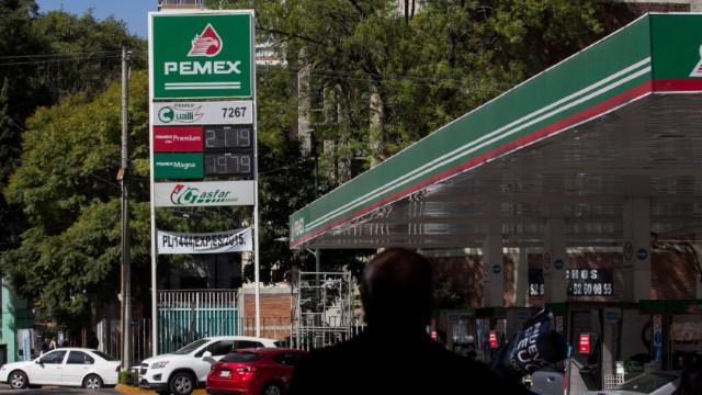 Foto: AMLO recordó que no aumentaron los precios de los combustibles en el 2019, 23 diciembre 2019