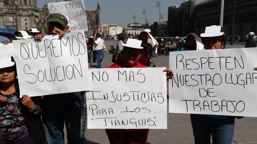 Foto: Prevén varias marchas y plantones en CDMX este lunes 2 de diciembre