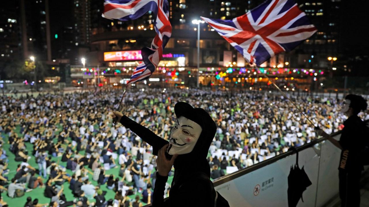 Foto Protestas Mundo 5 Diciembre 2019