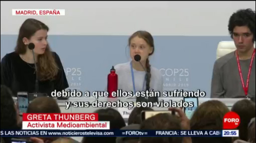 Foto: Pueblos Indígenas Vulnerables Cambio Climático 9 Diciembre 2019