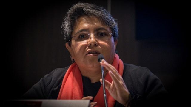 FOTO AMLO nombra a Raquel Buenrostro como nueva titular del SAT (Cuartoscuro archivo)