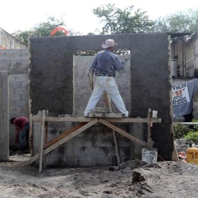 Imagen: Autoridades estatales informaron que el 31 de diciembre culminan la mayoría de los trabajos de reconstrucción y resarcimiento de daños que dejó el sismo del 19 de septiembre del 2017