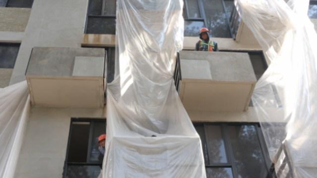 Foto: Entregan tres edificios más rehabilitados tras sismo del 19-S en CDMX, 28 de diciembre de 2019 (OMAR MARTÍNEZ /CUARTOSCURO.COM)