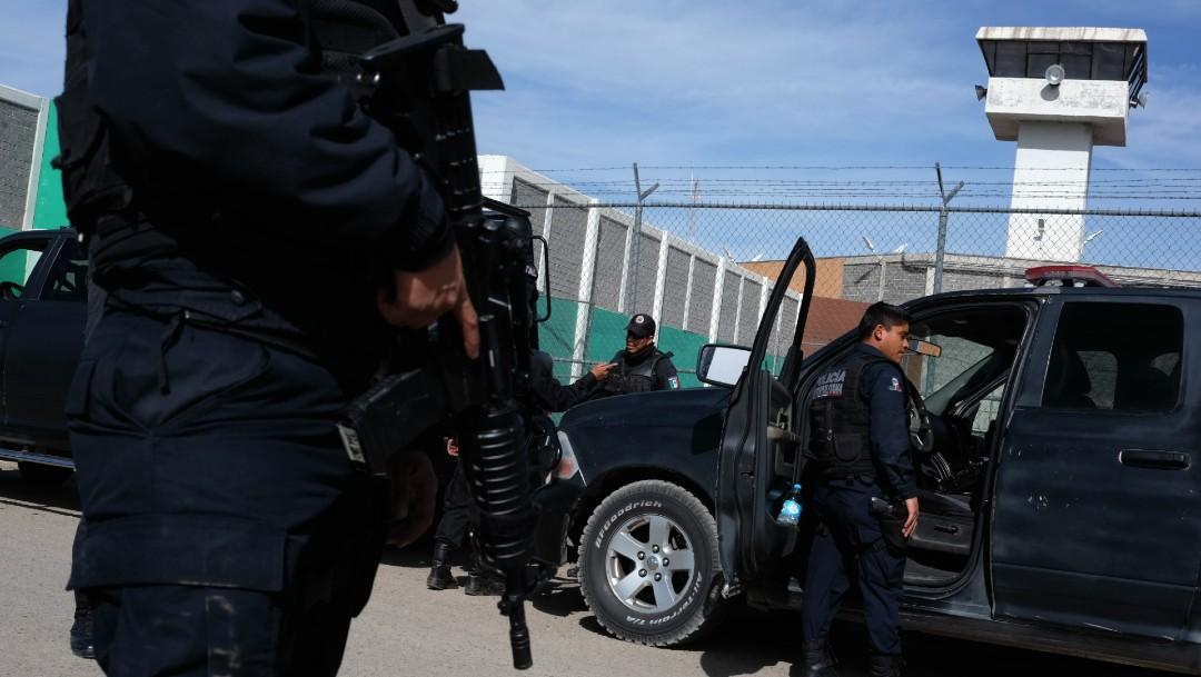 Riña en penal Cieneguillas, Zacatecas, deja 16 reos muertos