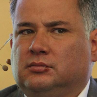 Organizaciones ciudadanas, vinculadas a García Luna, dice Nieto