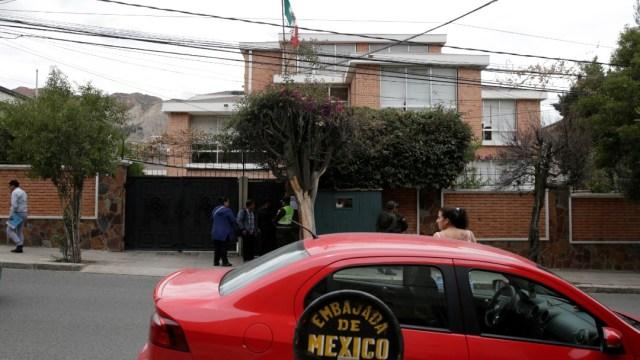 Se incrementa la tensión entre gobiernos de México y Bolivia