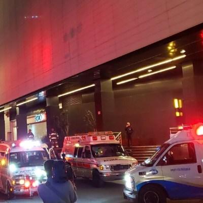Se registra explosión dentro de Parque Delta; hay 9 heridos
