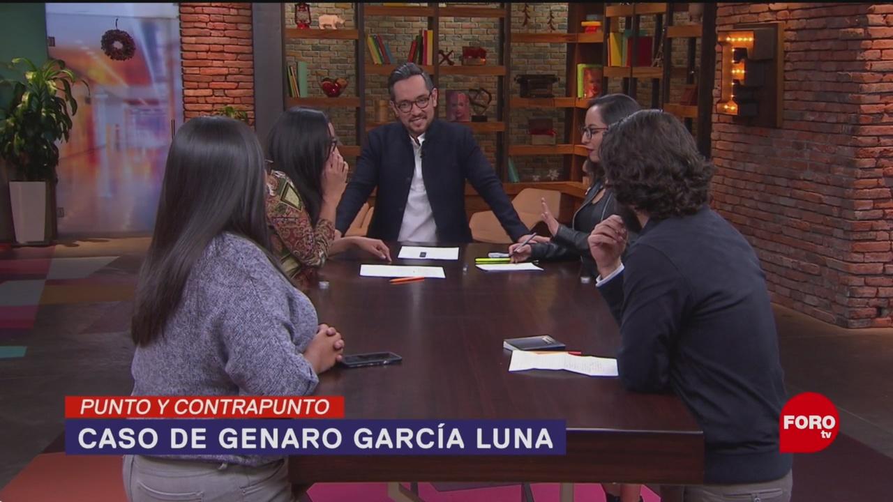 Foto: Segunda Audiencia Genaro García Luna 17 Diciembre 2019