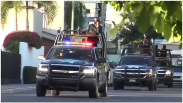 Foto: Reforzarán la seguridad en Sinaloa por fiestas de fin de año, 22 de diciembre de 2019 (Foro TV)