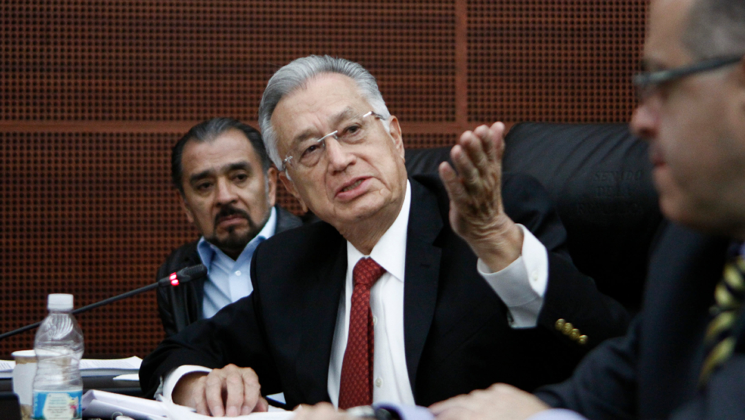 Manuel Bartlett Díaz, director general de la Comisión Federal de Electricidad
