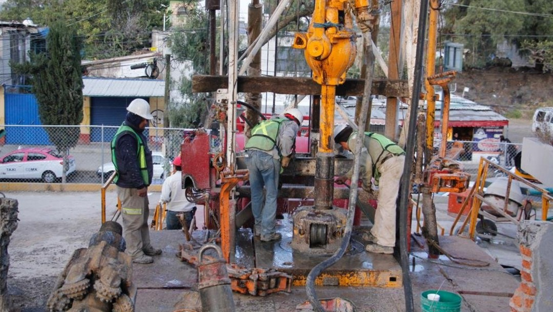 Habitantes Tláhuac tendrán agua potable en enero: Sheinbaum