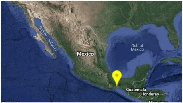 Foto: La noche del domingo se registró un sismo en Oaxaca, 8 de diciembre de 2019 (SSN)