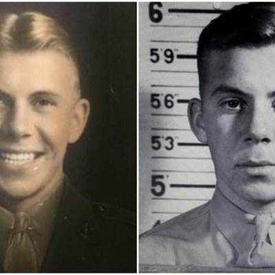 Foto: Un soldado que murió en una batalla en el Pacífico en la Segunda Guerra Mundial será enterrado el lunes en Kentucky, 15 de diciembre de 2019 (Defense Pow)