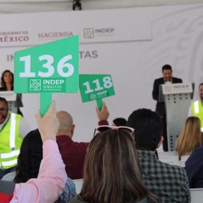 Foto: Este sábado realizan en Los Pinos la mayor subasta de bienes incautados a corruptos y al crimen organizado, 14 diciembre 2019