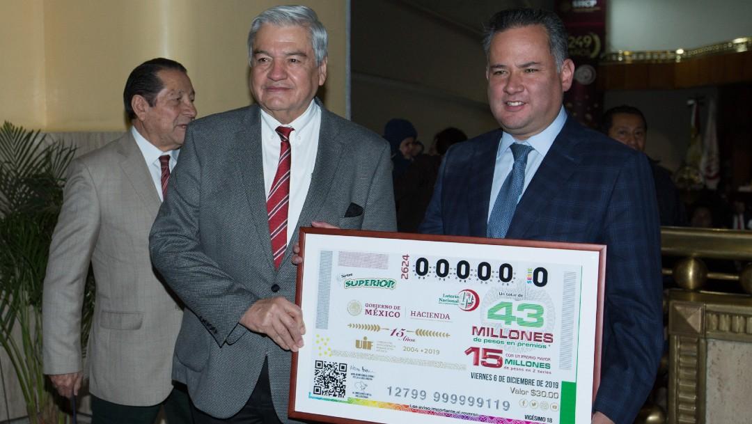 Suman 884 cuentas bancarias congeladas: UIF