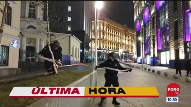 tiroteo en rusia deja tres muertos y varios heridos