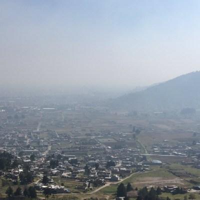Activan Fase II por contaminación ambiental en Toluca y Santiago Tianguistenco