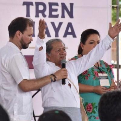 Comunidades indígenas de Yucatán, Campeche y Chiapas aceptan Tren Maya en consulta