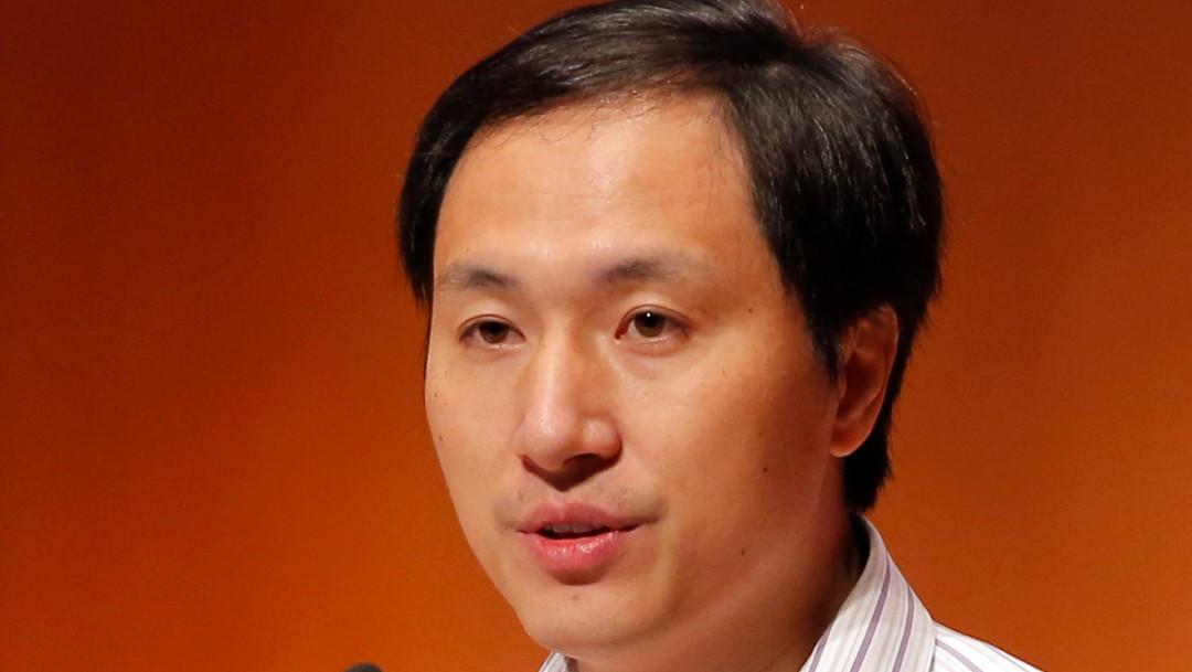 Foto: Tres años de cárcel para científico chino que modificó bebés genéticamente