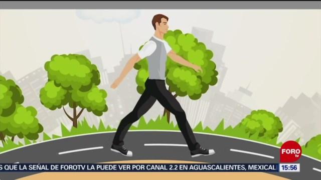FOTO: Velocidad Con Que Caminas Determina Grado Envejecimiento,