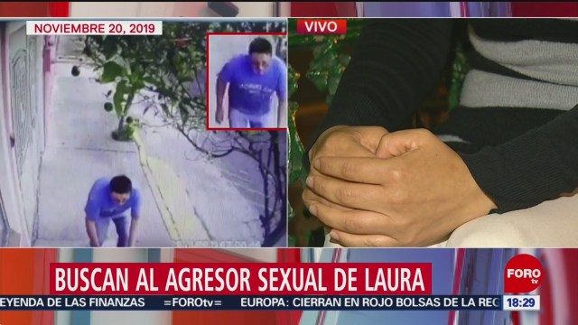 FOTO: Víctima Agresión Sexual CDMX Narra Agresión